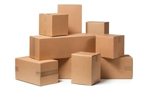 Brown Color Packaging Boxes