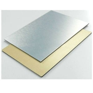 PVDF Coated 5MM Thickness ACP Sheets