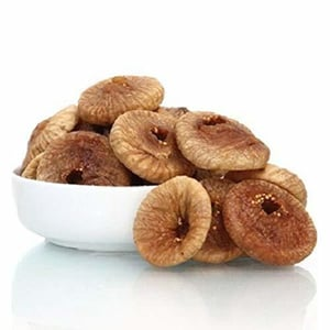 Healthy and Natural Dried Figs