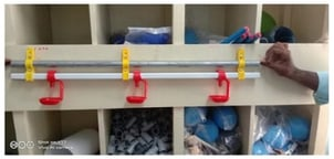 PVC Square Pipes For Poultry Fitting