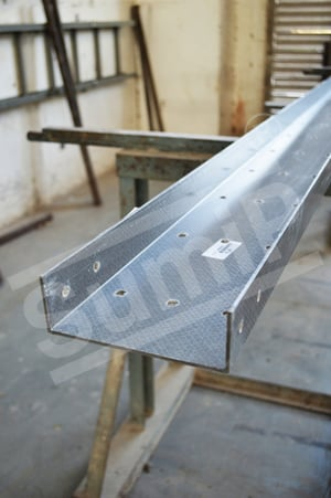 Fiberglass Reinforced Polymer Perforated Cable Tray