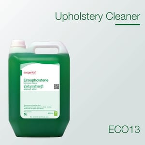 Ecoupholstrie Upholstery Cleaner Chemicals