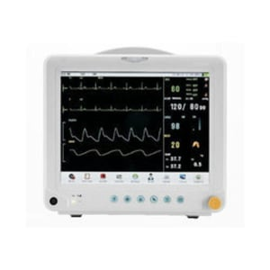 LCD Display Bedside Patient Monitor
