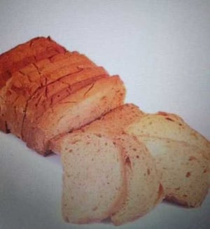 Butter Rusk in Plastic Pouch