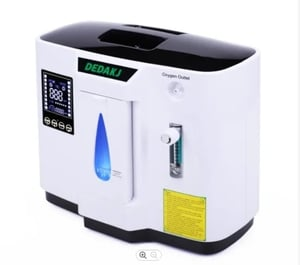 Energy-Saving Oxygen Concentrator