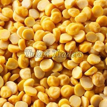 Organic Healthy And Natural Split Chickpeas
