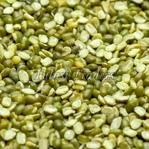 Healthy and Natural Split Green Moong Dal