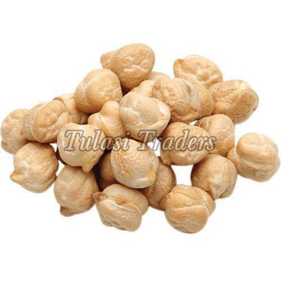 Organic Healthy And Natural White Chickpeas