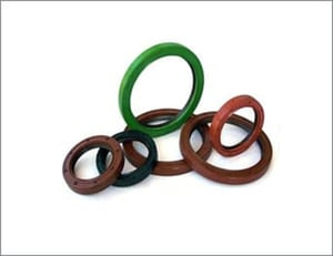 High Tensile Strength Colored Rubber Washers