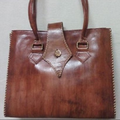 Various Colors Are Available World Class Designer Handmade Tote Bag