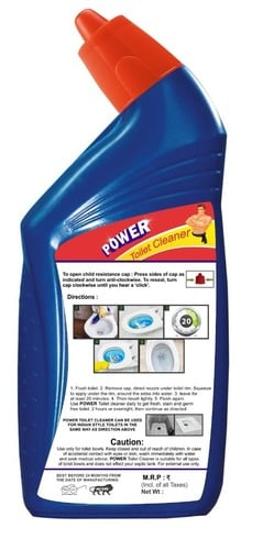Highly Effective Toilet Cleaner (250ml)