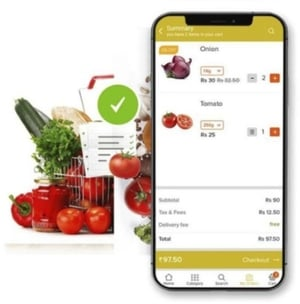 Ready To Use Grocer App With Website iOS And Android Ready