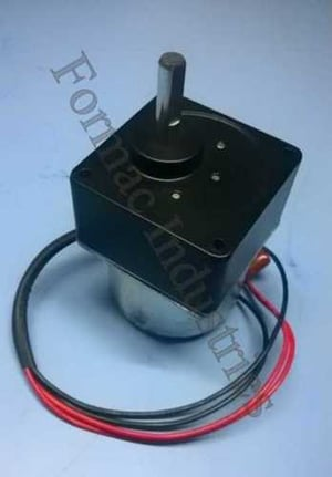 S60 Ac Reversible Synchronous Slow Speed Motor