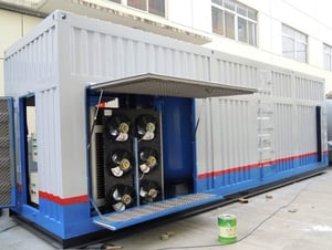 Mobile Oxygen Generator Container-Type Medical Oxygen Plant