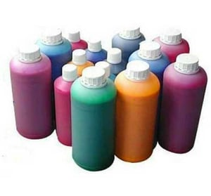 Printing Inks in Plastic Can