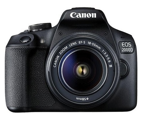 EOS Rebel 1300D / T6 DSLR Camera with 18-55mm Lens (1300D)