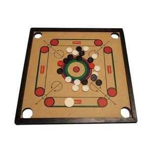Finely Finished Wooden Carrom Board