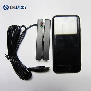 Hico And Loco Magnetic Stripe Card Reader
