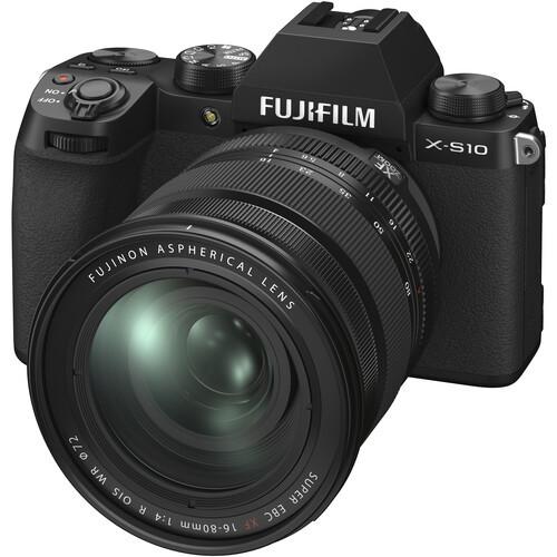 FUJIFILM X-S10 Mirrorless Digital Camera