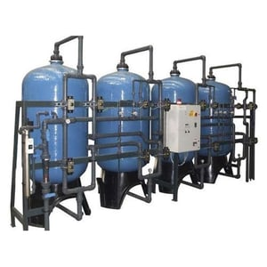 High Performance Demineralization Plant