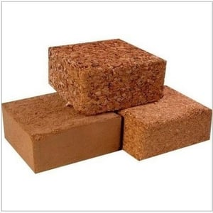 Coco Peat Block with Less Shrinkage