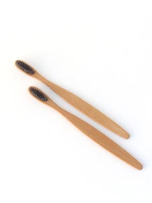 Bamboo Toothbrush Family Set (Pack Of 4)