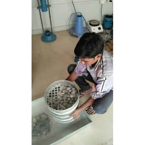 Sand Rock Building Material Testing Services