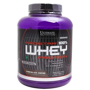 100% Whey protein Ultimate Nutrition