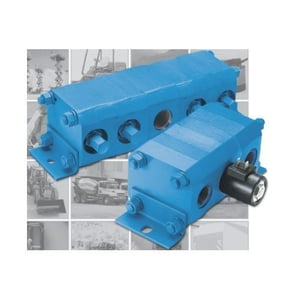 Rotary Gear Flow Divider