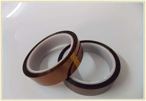 12mm Silicone Adhesive High Temperature Masking Tape
