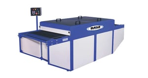Highly Durable Textile Curing Machine