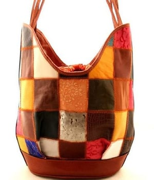 Light Weight Womens Leather Hobo Bag