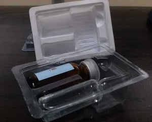 Ampoule And Vial Tray