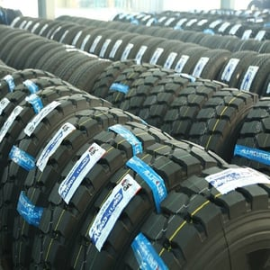 New and Used Tires with Good Finishing