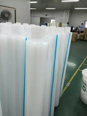 Pressure Sensitive Adhesive Tape With Silicon Resin
