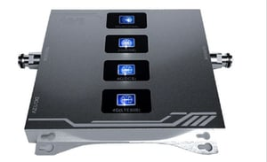 Quad Band Wireless 4G Mobile Signal Booster Amplifier