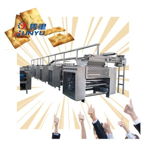 100kg/hour Advanced Automatic Biscuit Machine