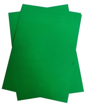 A4 80GSM Green Fluorescent Neon Color Paper