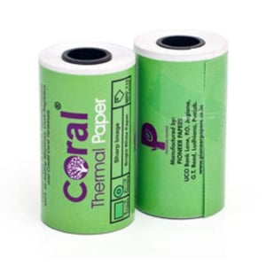 Biodegradable Printed Thermal White Paper Roll