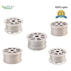 Warm White Flexible SMD LED Rope Light Roll