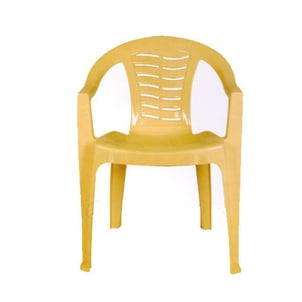 Yellow Exclusive Plastic Chairs
