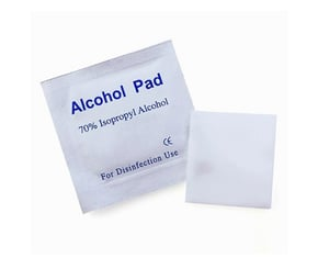 Easy to Use Alcohol Pads