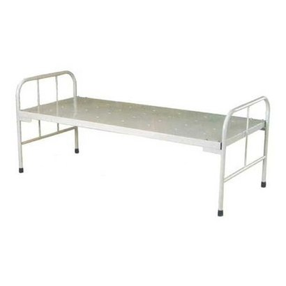 White Hospital Patient General Bed