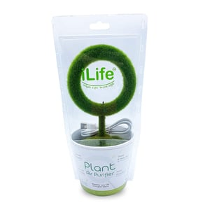iLife Air Purifier For HEPA Home, Removes Smoke, Mini Allergens, No Filter Needed