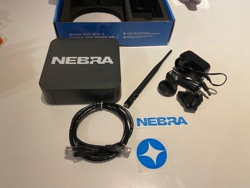 Nebra Helium Indoor Hotspot HNT Miner 868MHz