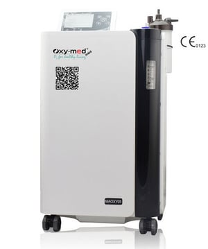 Oxymed Mini Oxygen Concentrator