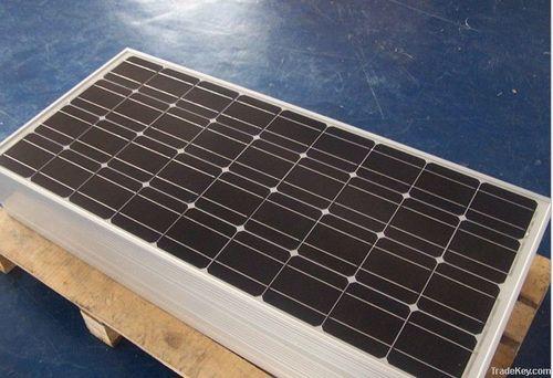 100W Mono-crystalline Silicon Solar Panel