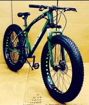 21 Speed Gears Fat Tyre Bicycles
