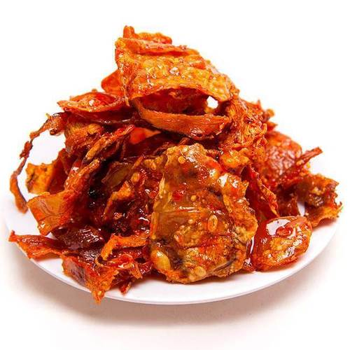 Dried Squid Spicy Snack