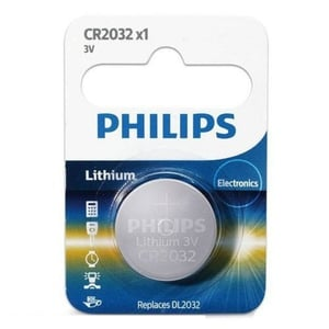 CR2032 Disposable Lithium Button Cell Battery